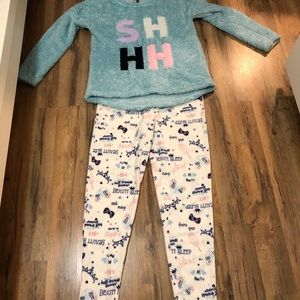 Jaclyn Intimates Pajamas and 2 free camisole